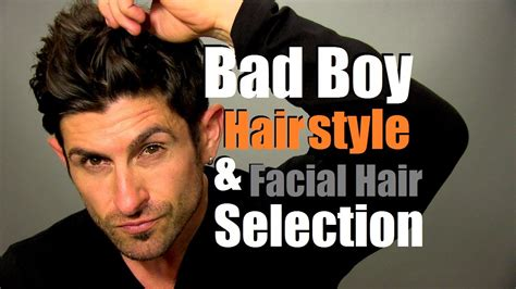 haircuts bad boy style bad boy hairstyle how to choose your signature hairstyle