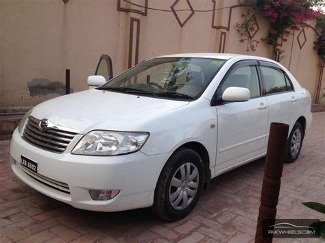 Toyota X 2005 Review Used Toyota Corolla X 2005 Car For Sale In Peshawar