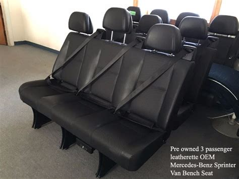 sprinter bench seat 2015 2014 mercedes benz sprinter 2007 dodge oem passenger