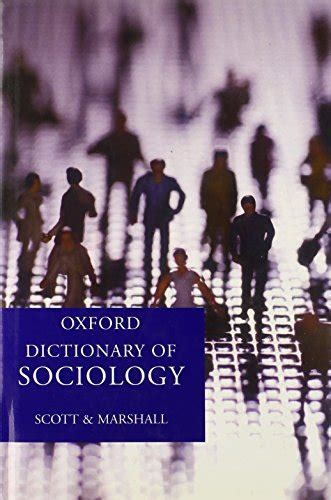 reference books of sociology dictionaries of sociological terms sociology and social