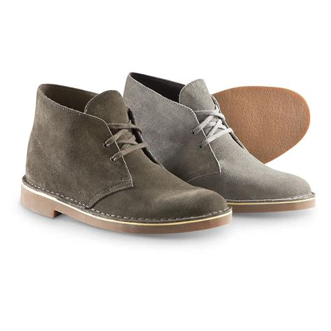 clarks chukka boots clarks bushacre 2 chukka boots 638156 casual shoes at