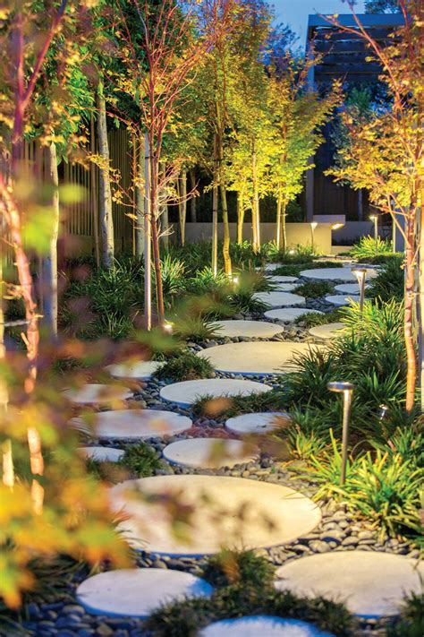 landscaping ideas   stepping stones   garden