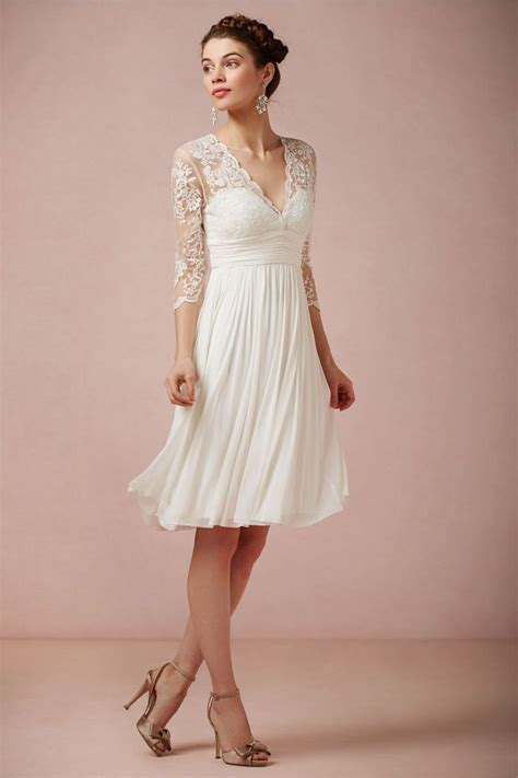 Was Bedeutet Vintage by Casual Wedding Dresses For Second Marriage Biwmagazine