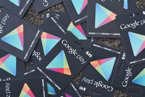 Google Play Gift Card Deals - giveaway 300 in google play gift cards up for grabs droid life