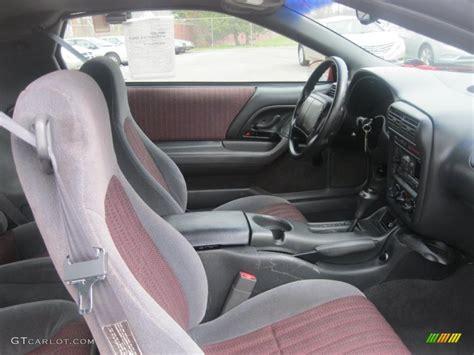 1998 Camaro Interior by Accent Interior 1998 Chevrolet Camaro Coupe Photo
