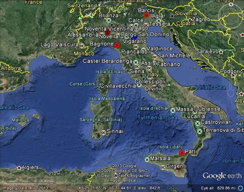 google images italy image gallery italy google earth