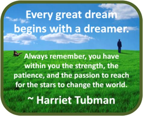 i am harriet tubman ordinary change the world books daily quote 26jan2012 from eternaljoi living