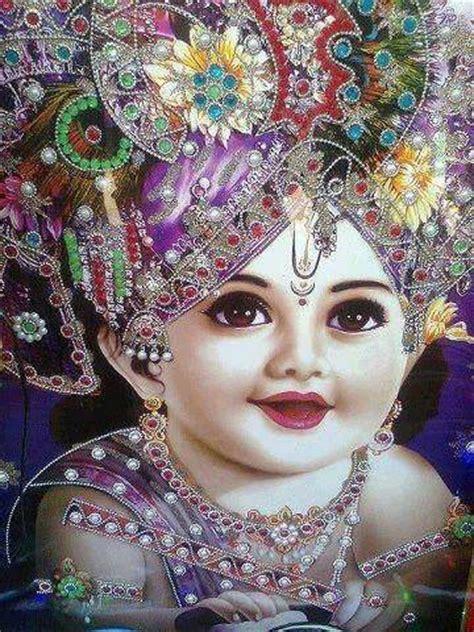 sweet kanha janmashtami wallpapers   mobile cell phone