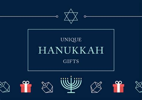 30  Best Hanukkah Gift Ideas for Jewish Friends & Family