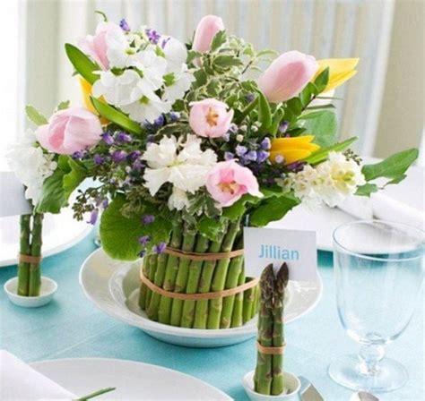 flower decorating tips consejos para los centros de mesa con flores
