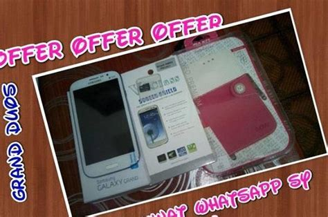 Keseng Samsung Grand Dous Ori 99 smartphone and gadget beego store