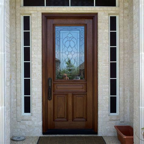 residential luxury door collections traditional entry