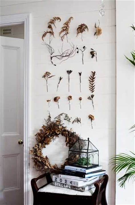 Dry Flowers Decoration For Home by 12 Creative Home Decor Ideas Using Fall Leaves And Dry