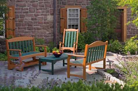 poly patio furniture for your patio in lancaster county pa