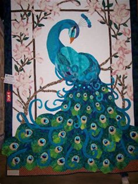 quilt pattern peacock 1000 images about peacock quilt on pinterest peacocks