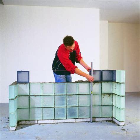 glasbausteine verlegen k 252 che renovieren selbst de