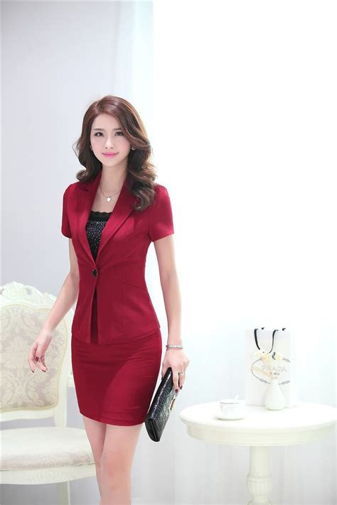 Set Blazer Shirt Skirt Dress 25 best ideas about office on stylish