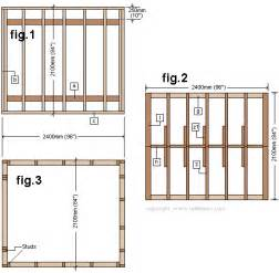 shed floor plans how to build a 7ft x 8ft backyard board and batten shed