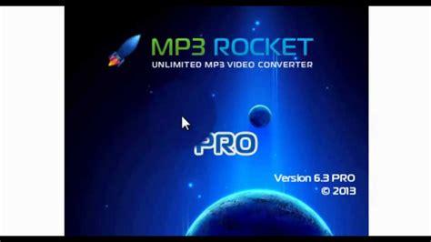 download mp3 youtube descargar gratis como descargar e instalar mp3 rocket pro 6 3 14 full 2013