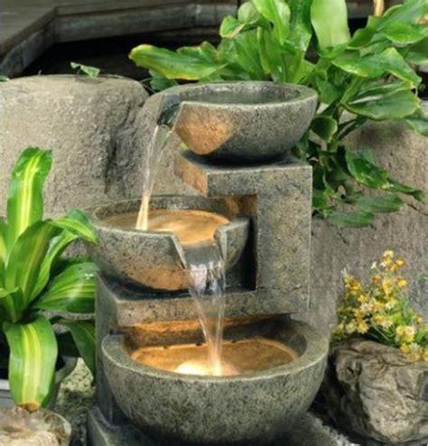 Imagenes De Fuentes Zen | como instalar una fuente en tu jardin