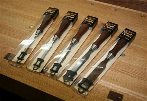 veritas bench chisels the packaging appears mundane but do not let that foolyou