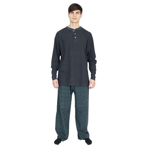 terry pj 3in1 set s pajamas loungewear waffle flannel set 24 99