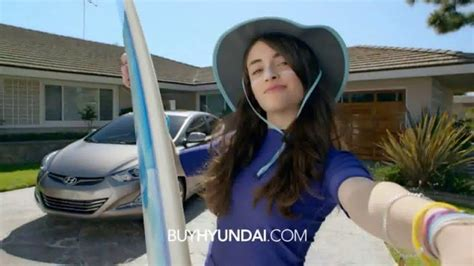 who is the girl seize the moment hyundai commercial who is the girl seize the moment hyundai commercial