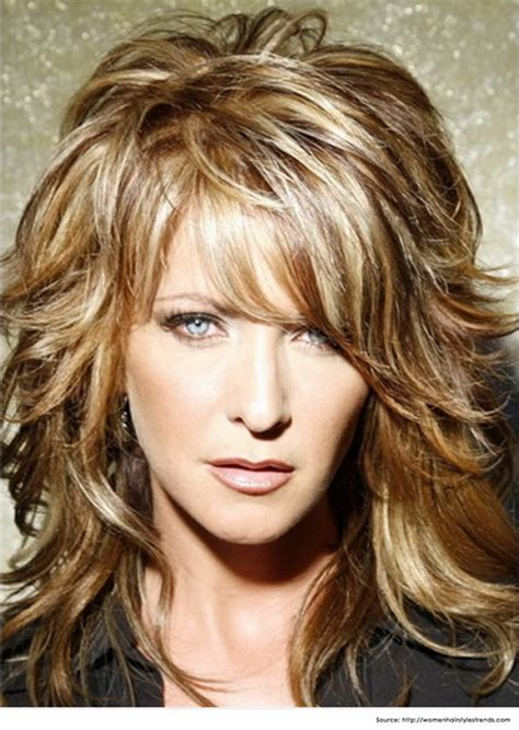 20 photo of short haircuts with lots of layers medium length lots of layers hairstyles medium length lots