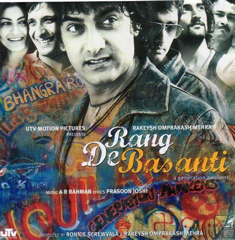 Dvd Rang De Basanti Kualitas Hd India tunes