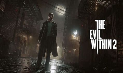 Ps4 The Evil Within 2 Reg3 evil within 2 review should this be chapter in ps4