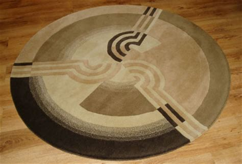 Brown Round Rugs Untitled Document Www Rugmark Co Uk