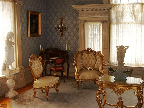 Southern Living Home Interiors file roberson mansion parlor room jpg wikimedia commons