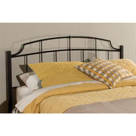 black twin headboards hillsdale furniture sheffield textured black twin