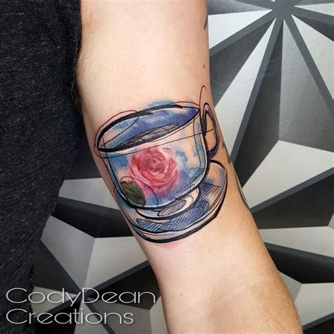 watercolor tattoo studio dean