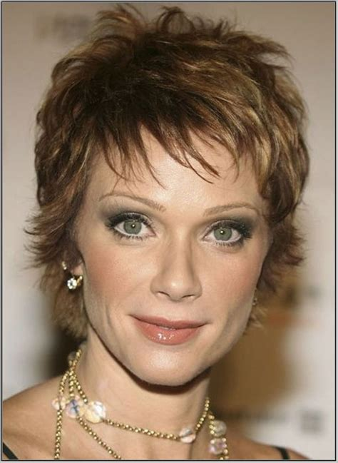 short haircuts for fine thin hair over 60 google search