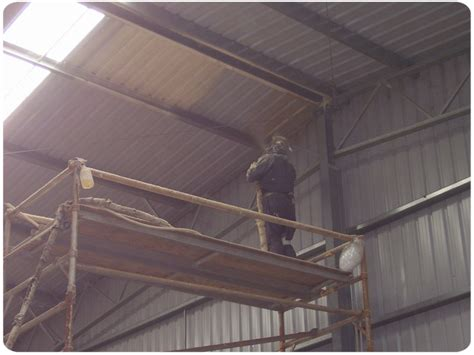 Shed Insulation Spray Foam Insulation For Sheds Shed Insulation