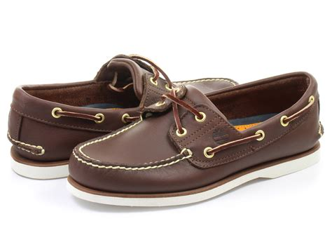 boat shoes office timberland mocasini classic boat 74035 brn office