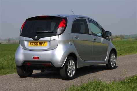 peugeot ion hatchback review 2011 parkers