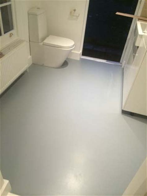 Rubber Floor Bathroom by Bathroom Kitchen The Flooring