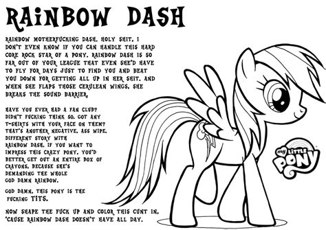 my little pony rainbow power coloring pages rainbow dash printable coloring pages printable coloring