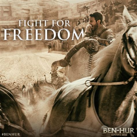Tasya Benhurred 4 new poster revealed for ben hur in theaters august 19 2016 benhur