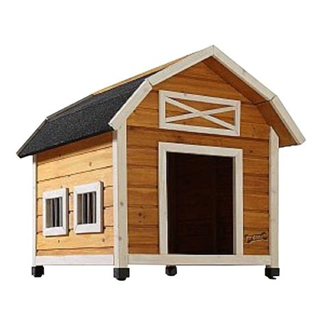 homedepot dog house trixie dog s inn dog house in blue white 39513 the home depot