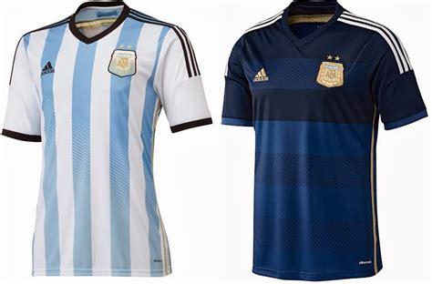 jersey bola timnas argentina 2014 model terbaru jersey