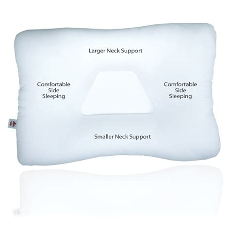 Tri Cervical Pillow by Tri Cervical Pillow Family For 29 99