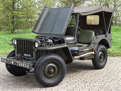 ford jeep rm sotheby s 1942 ford gpw jeep monaco 2016