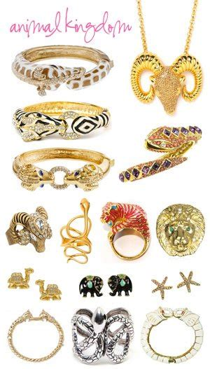 Kenneth Animal Bangle Homage By Oufitters by Trend Alert Animal Jewelry St Louis Magazine