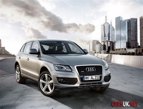 2009 Audi Q5 2009 audi q5 review