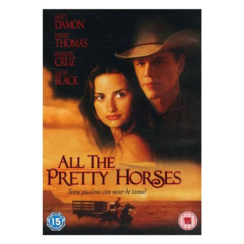 All The Pretty Horses Essay by Free Essay On All The Pretty Horses
