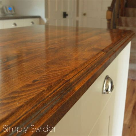 Cheap Bar Tops by Creating Custom High End Butcher Block Counter Tops For