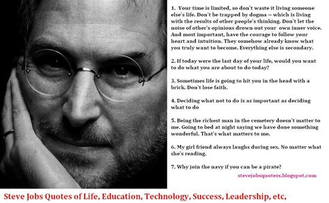 Quick Biography Of Steve Jobs | steve jobs quote life is too short image quotes at